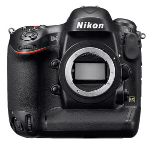 New Nikon D4 Firmware Update