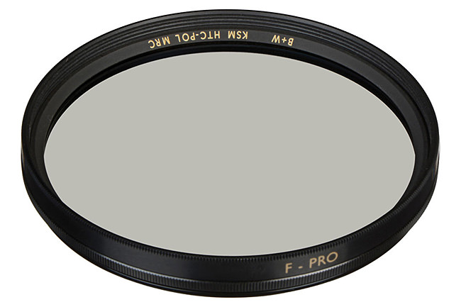 B+W Circular Polarizing Filter
