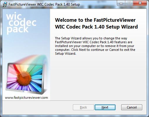 FastPictureViewer Installer