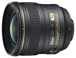 Nikon 24mm f/1.4G ED Review