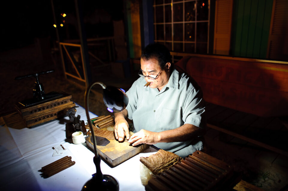 Making Cigars