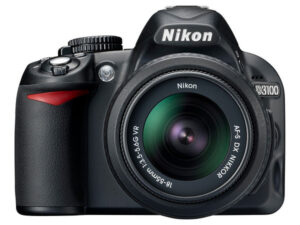 Nikon D3100 DSLR Announcement