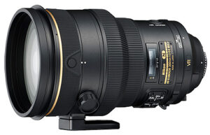 Nikon 200mm f/2G ED VR II Announcement