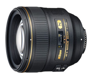 Nikon 85mm f/1.4G Review