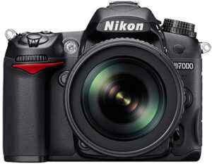 Nikon D7000 DSLR Announcement