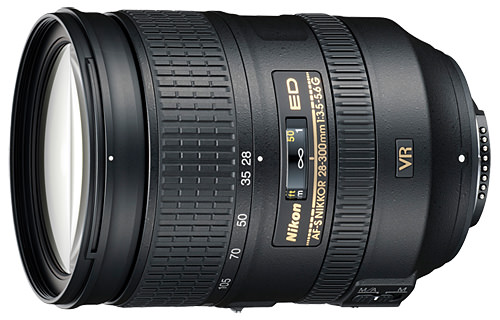 Nikon 28-300mm VR Review