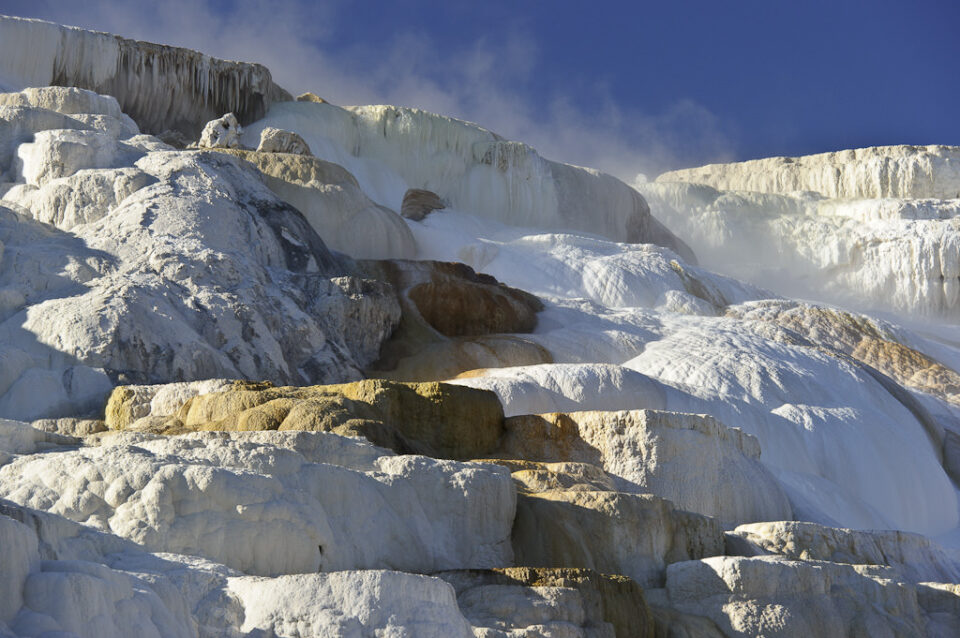 Mammoth Hot Springs #3