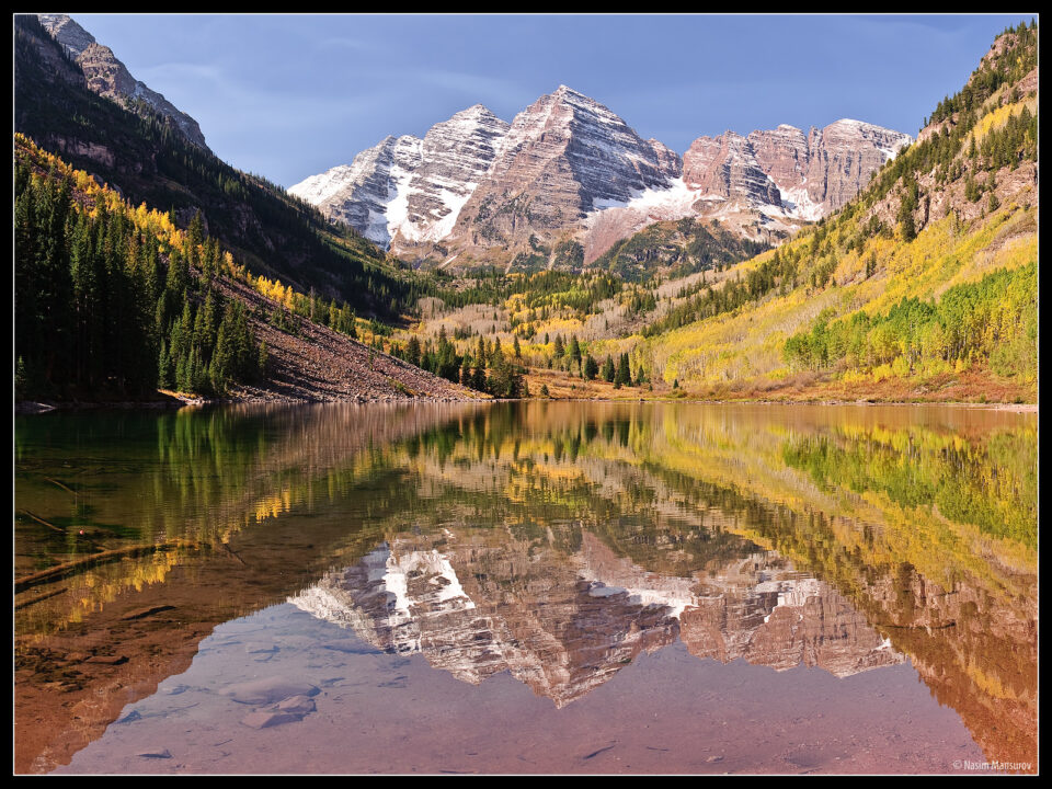 Maroon Bells Full