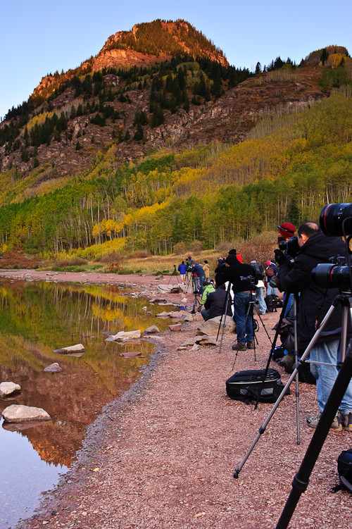 Maroon Bells Photographers 2