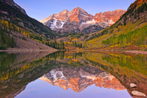 Best Time to Photograph Maroon Bells