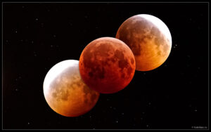 Total Lunar Eclipse Wallpaper