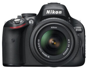 Nikon D5100 DSLR Announcement