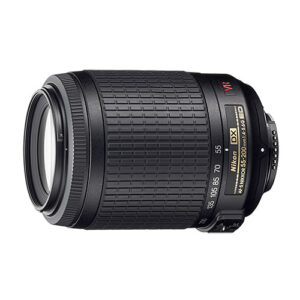 Nikon AF-S DX VR Zoom Nikkor 55-200mm f/4-5.6G IF-ED