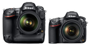 Firmware Updates for Nikon D4, D800/D800E