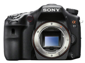 Sony A77 Review
