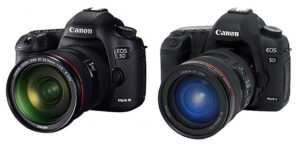 Canon 5D Mark III vs 5D Mark II