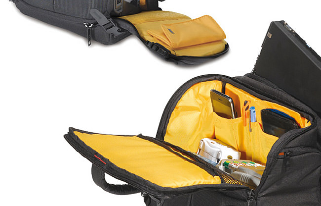Kata 3 in 1 Sling Backpack Top Compartment