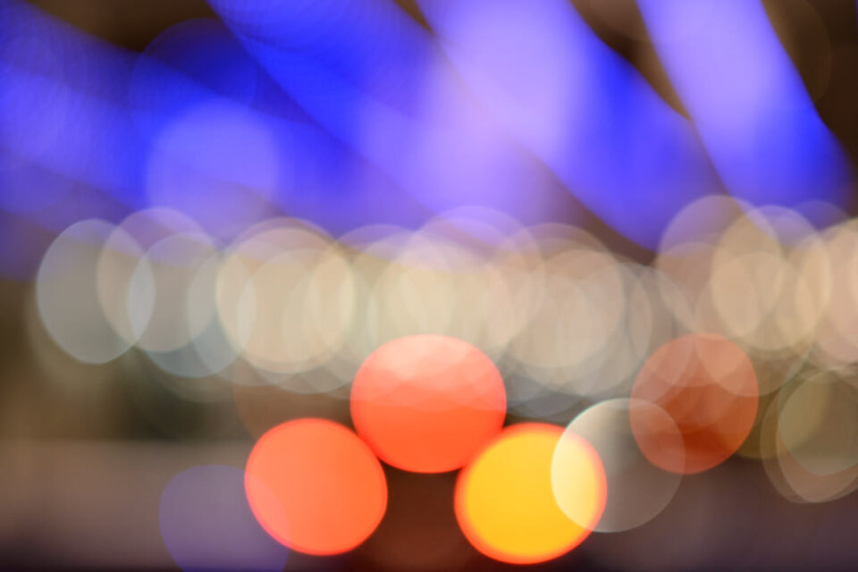 Nikon 85mm f/1.8G Bokeh Crazy