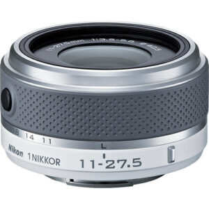 1 Nikkor 11-27.5mm Lens (white)