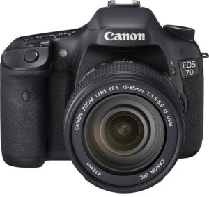 Canon EOS 7D Firmware Update v2.0