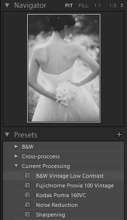 My Most Used Presets