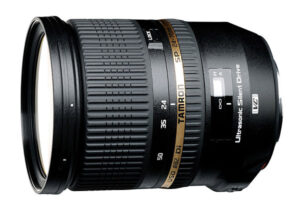 Tamron SP 24-70mm f/2.8 VC Review