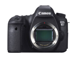 Canon 6D Discount Beats That of Nikon D600