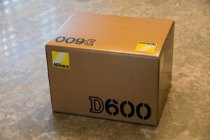 Nikon D600 is here!