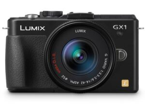 Panasonic GX1 Review