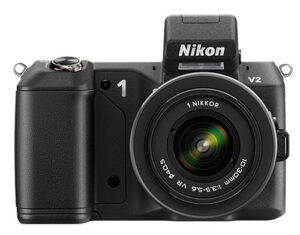 Nikon 1 V2 Announcement