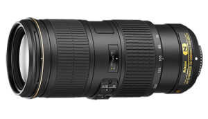 Nikon 70-200mm f/4G ED VR Announcement
