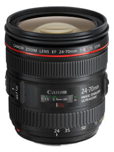 New Canon Lenses