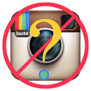Instagram Me Not