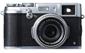 Fujifilm X100S Announced