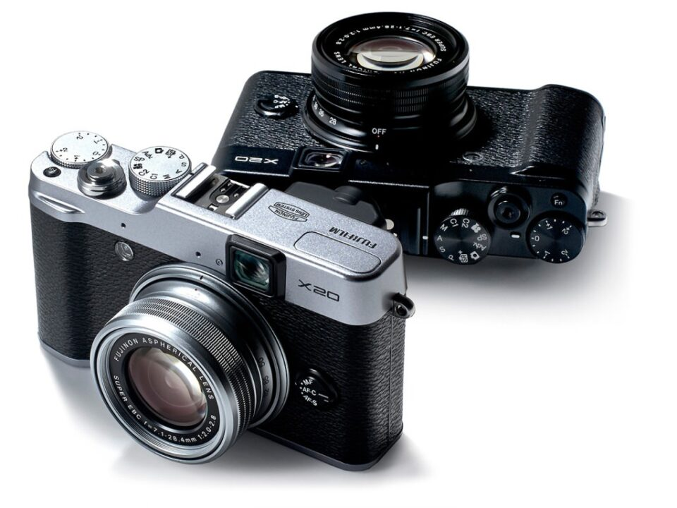 Fujifilm X20 Announced