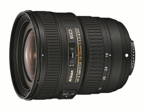 Nikon 18-35mm f/3.5-4.5G Review