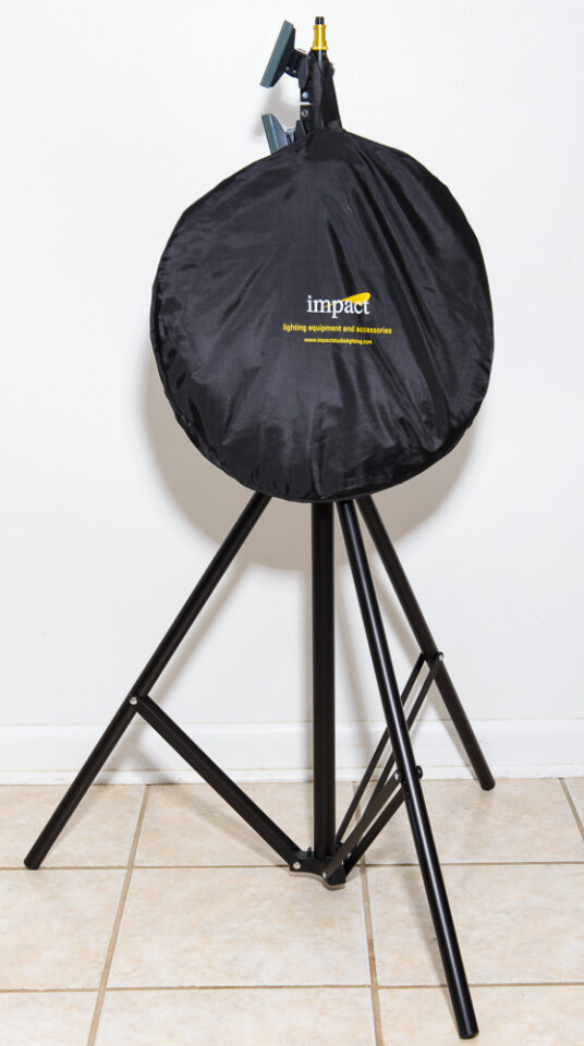 5 in 1 Reflector & Stand