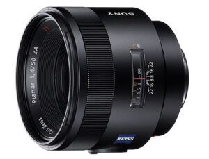 New Sony Lenses Announced