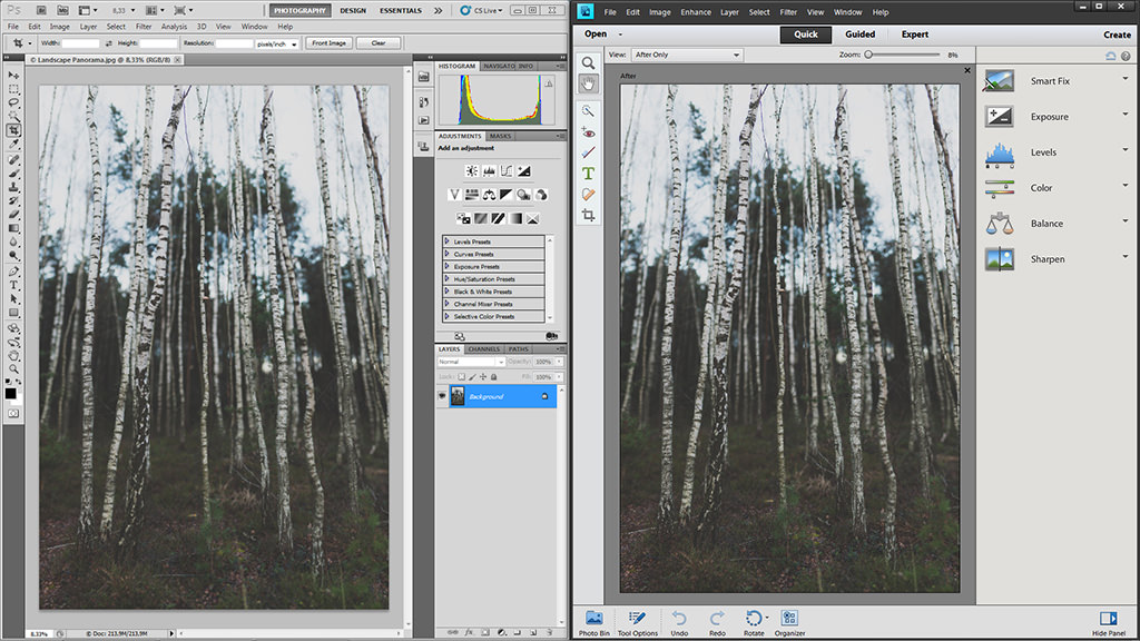 CS2 Photoshop 9 Tutorials - Free Adobe