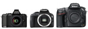 Canon Announces World's Smallest APS-C DSLR