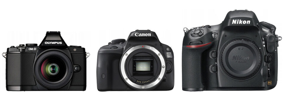 Canon 100D Rebel SL1 Announced