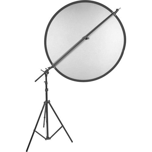 Light Stand and Reflector