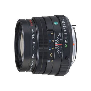 Pentax Telephoto SMCP-FA 77mm f/1.8 Limited