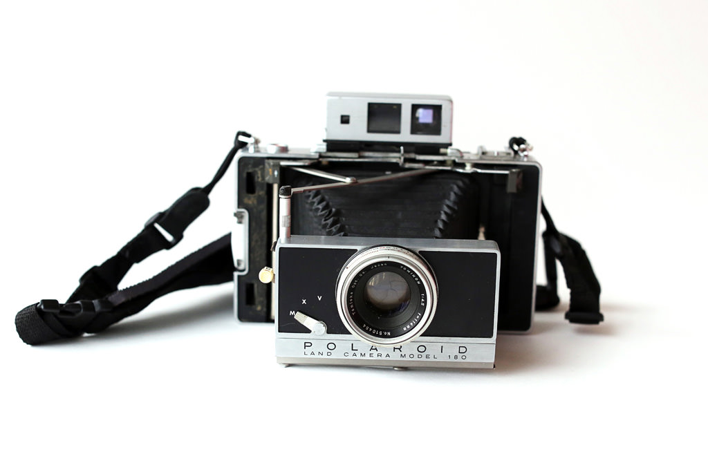 Polaroid 180 Land Camera Review