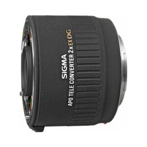 Sigma 2.0x Teleconverter Review
