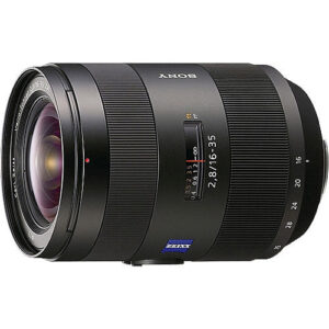Sony 16-35mm f/2.8 Carl Zeiss T Wide-Angle Zoom Lens