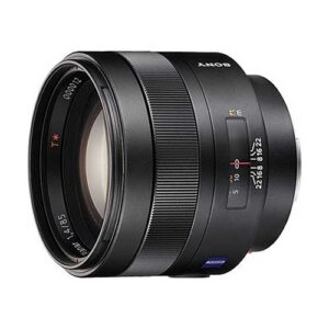 Sony 85mm f/1.4 ZA Carl Zeiss Planar