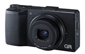 Ricoh GR Announcement