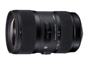Sigma 18-35mm f/1.8 Review