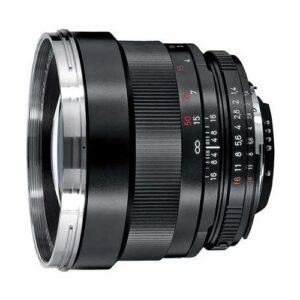 Carl Zeiss Planar T 85mm f/1.4 ZF